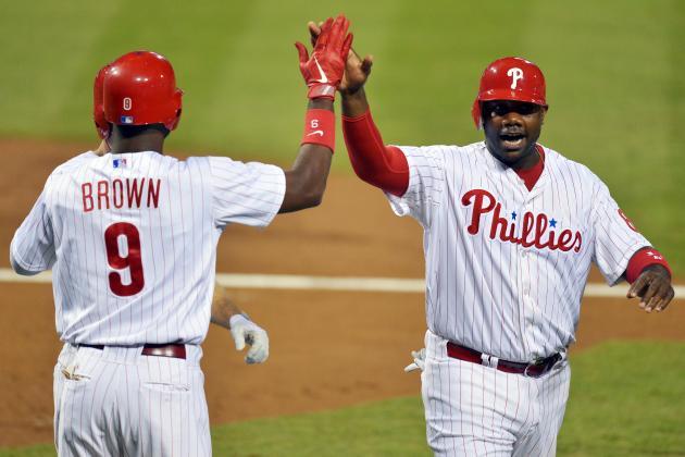Philadelphia Phillies' Best Case Scenario for 2013? Emulate the 2010 Phillies