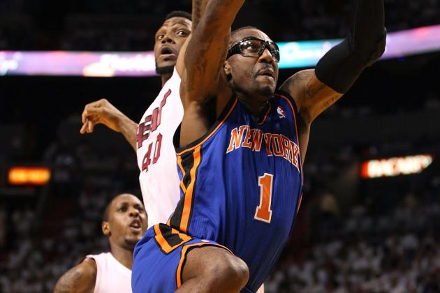 Stoudemire Looks Sharp in Return