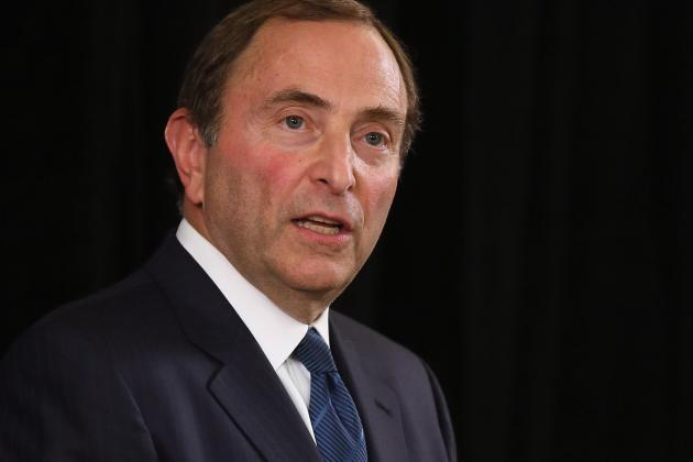 NHL Lockout: Why Gary Bettman Is Using the Wrong Tactics