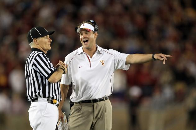 USC Football: Breaking Down the Trojans' Offensive Issues