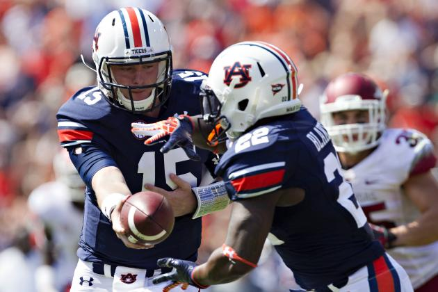 Auburn Football: 3 Matchups to Watch in Conference Battle with Vanderbilt