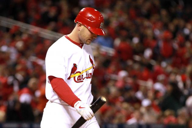 Why the St. Louis Cardinals Should Be Scared Heading Back to the Bay