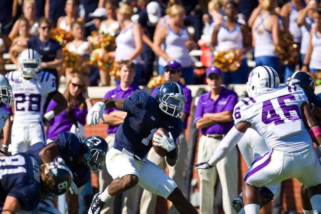 No. 3 Georgia Southern vs. Furman: Archrivals to Renew Great SoCon Rivalry