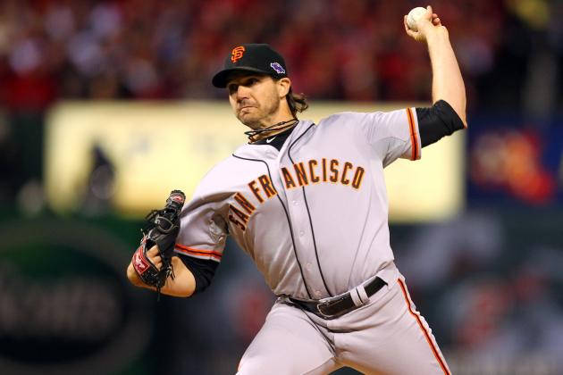 2012 NLCS: How Barry Zito Completely Rewrote Giants Legacy with Clutch Game 5