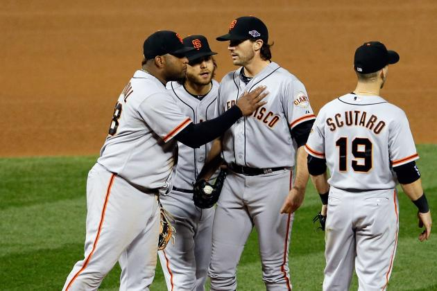 Will Barry Zito's Incredible Outing Cause Chain Reaction with Vogelsong, Cain?