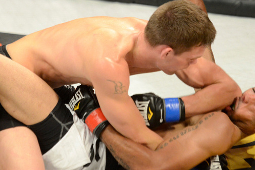 SFS 6 Results: Glenn Soars, Horodecki-Cardinal Ruled No Contest