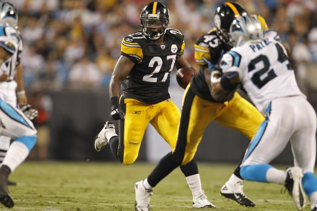 Jonathan Dwyer: Rashard Mendenhall Injury Makes Steelers RB Ideal Flex Play