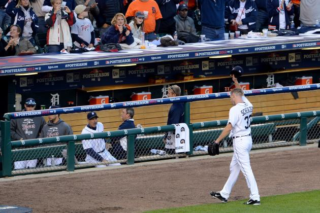 Yankee Killers: Detroit Tigers Strong Arm Their Way to World Series