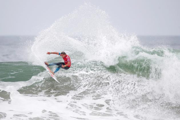 Rip Curl Pro Portugal: 2 Emerging Stars Clash at 'Supertubos'