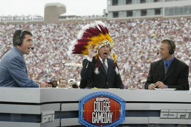 College GameDay 2012 Schedule: Previewing Potential Week 9 Destinations