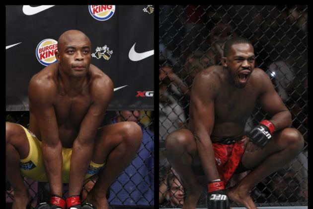 Anderson Silva Willing to Fight Jon Jones at a Catch Weight