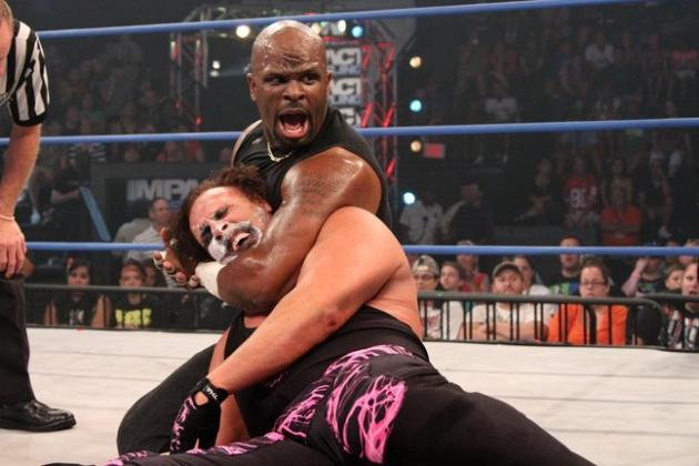 TNA News: Impact! Rises in Viewership; Devon the Right Pick for Aces and Eights?