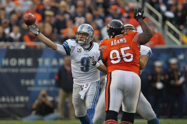 Lions vs. Bears: Spread Info, Line and Predictions