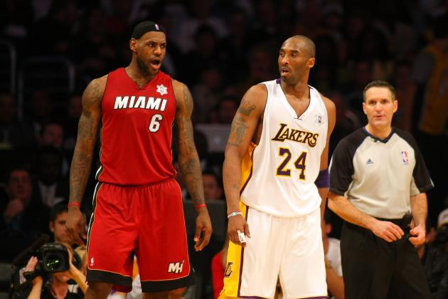 Would the L.A. Lakers Risk Losing Kobe Bryant to Get LeBron James?