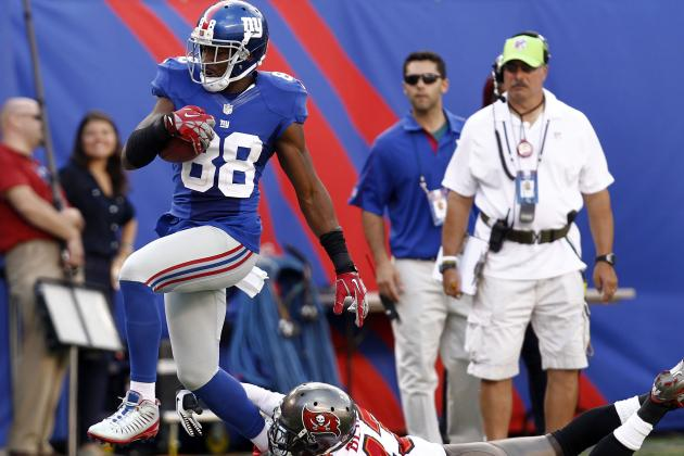 Hakeem Nicks: Why Giants WR Will Rebound in Week 7