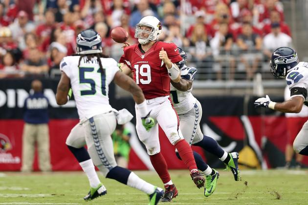 Fantasy Football: John Skelton at QB Doesn't Mean Cardinals Can't Pass