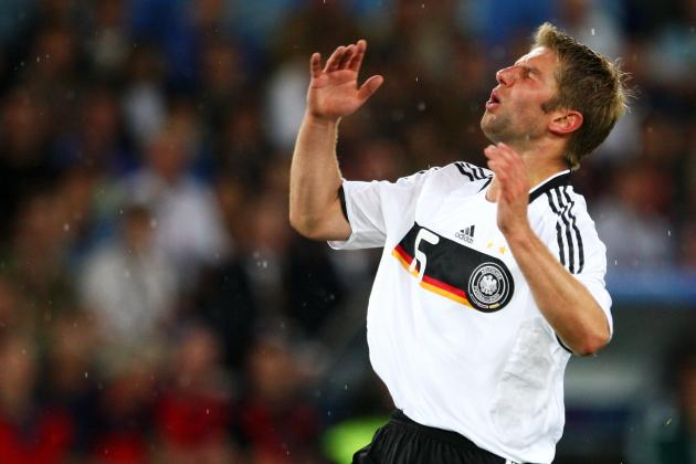 Everton FC Sign Ex-German International Thomas Hitzlsperger on Short-Term Deal