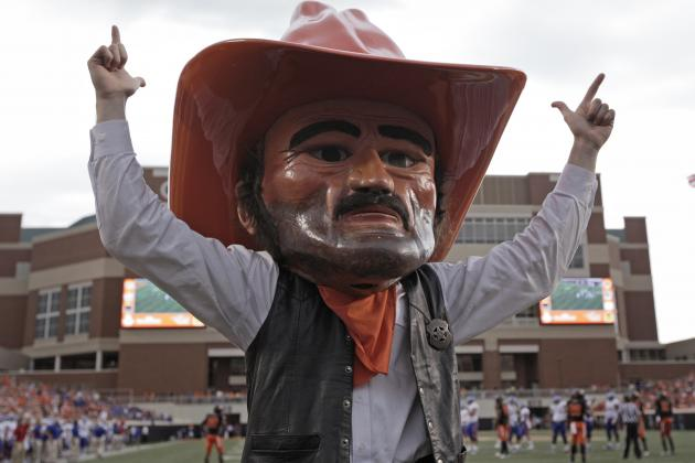 Oklahoma State Football: Breaking Down Cowboys' New Pistol Pete Uniforms