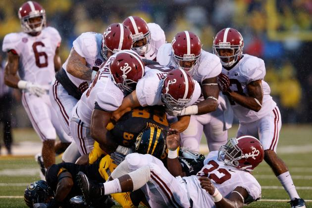 Alabama vs. Tennessee: Keys to Crimson Tide Avoiding Massive Upset vs. Vols