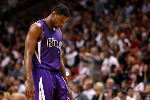 NBA Trade Rumors: Why Kings Will Deal Tyreke Evans in 2012