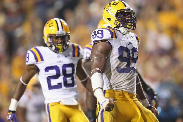 LSU vs. Texas A&M: Live Scores, Analysis and Results