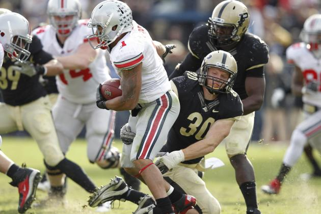 Purdue vs. Ohio State: Live Scores, Analysis and Results