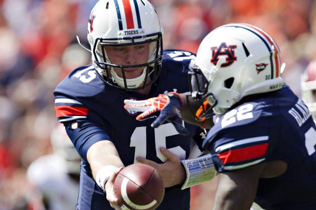 Auburn vs. Vanderbilt: Live Scores, Analysis and Results