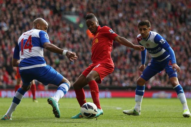 Liverpool vs. Reading: Score, Highlights and Grades