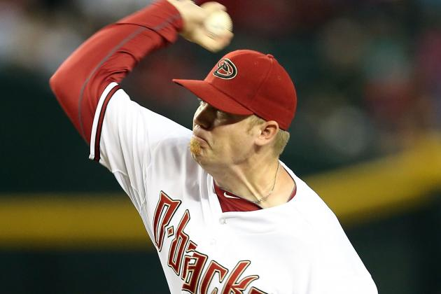 Diamondbacks Exercise 2013 Option for J.J. Putz