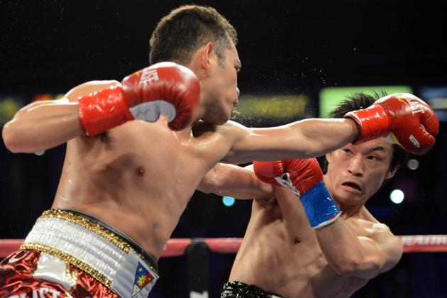 Nonito Donaire to Face Jorge Arce in Mexico December 15