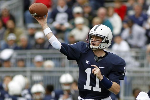 Penn State Football: Why Matthew McGloin Will Lead Nittany Lions over Iowa