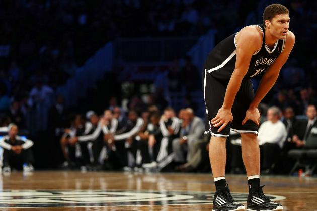 Brook Lopez: Fantasy Basketball Center Sleeper in 2012-13