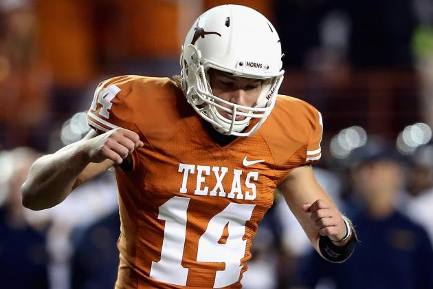 Texas vs. Baylor: Why Longhorns Need To Win to Save Season