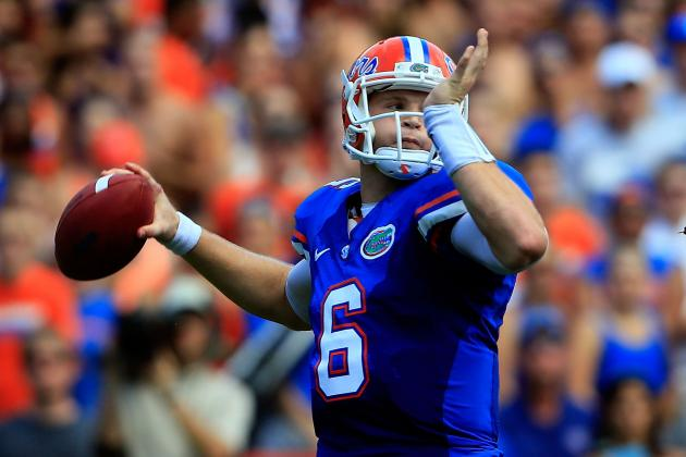 Connor Shaw vs. Jeff Driskel: Breaking Down QBs for South Carolina vs. Florida