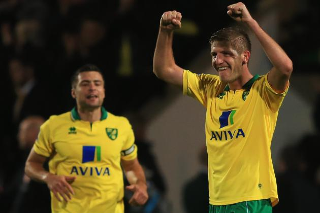 Norwich City Beat Arsenal 1-0