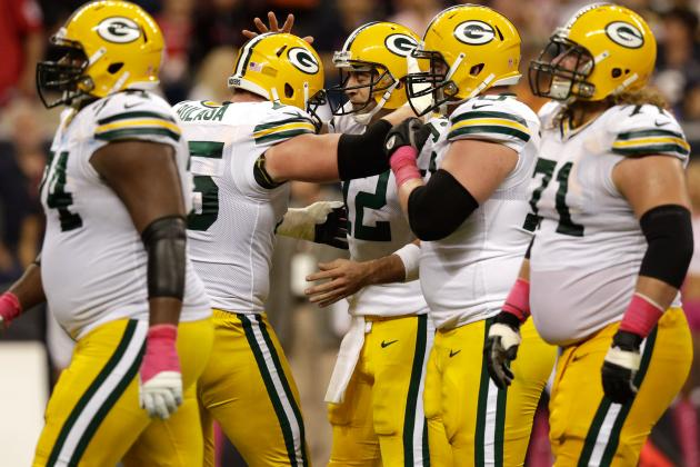 How the Green Bay Packers Offense Has Clicked in Past Three Weeks