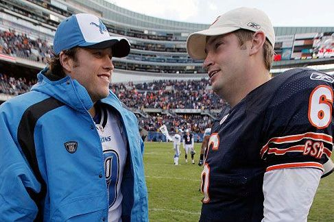 Chicago Bears vs Detroit Lions: Comparing QBs Jay Cutler and Matthew Stafford
