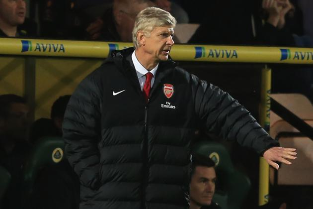 Wenger: 'We Were Well Below Par Today'