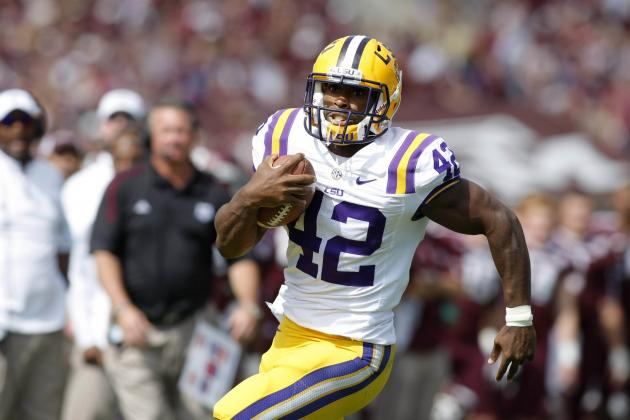 LSU vs. Texas A&M: Score, Twitter Reaction, Grades and More