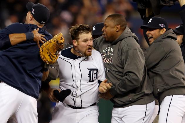 World Series 2012: Undeserving Detroit Tigers Win World Series