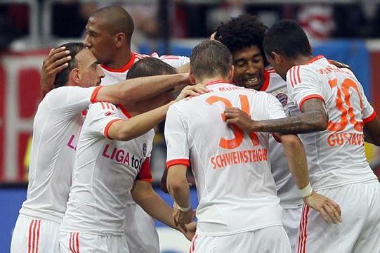FC Bayern Munchen: Eighth Heaven