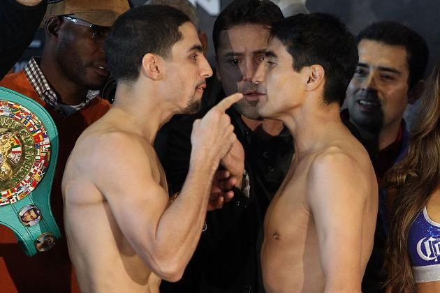 Danny Garcia Will Prove Nothing in Rematch with Erik Morales