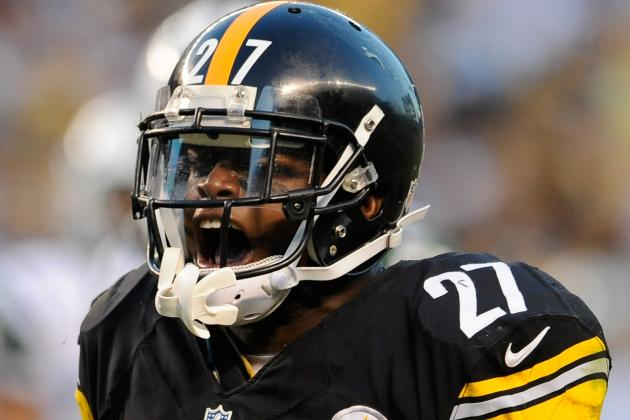 Jonathan Dwyer: Steelers Running Back Is Must-Start in Fantasy Football