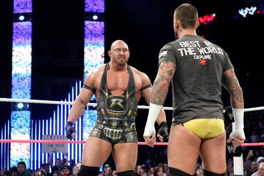 CM Punk vs Ryback: Surprise, Surprise! WWE Can't Decide on a Finish