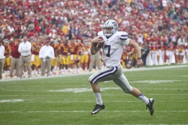 KSU vs. WVU: Collin Klein Will Emerge as Heisman Frontrunner in Big 12 Showdown