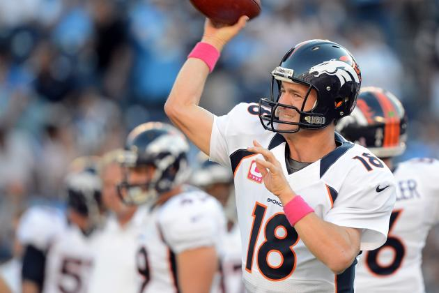Peyton Manning: Breaking Down Where Broncos QB Has Impressed So Far