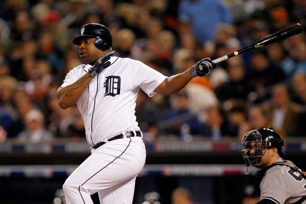 Delmon Young Will Play Field in NL City During World Series
