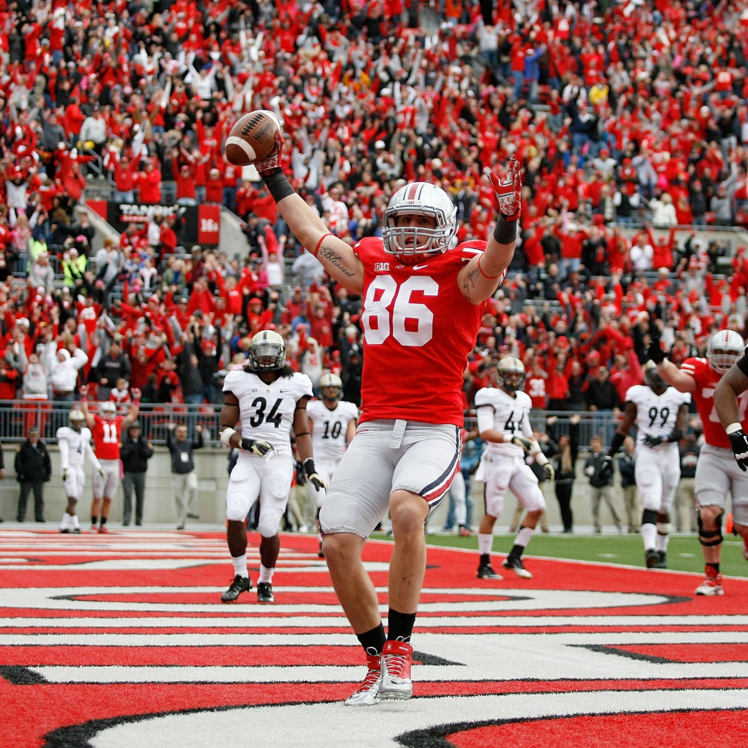 Ohio State Football: Why College Football Fans Should Root for a Buckeyes Loss | Bleacher Report