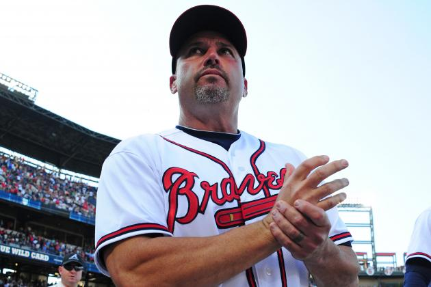 Decisions Looming for the Atlanta Braves' Roster for 2013