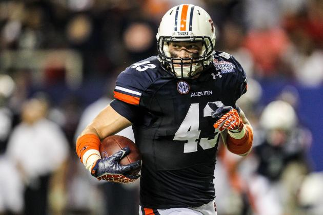 Auburn Football: Tigers' 2012 Season Gets Worse with Key Injuries Piling Up
